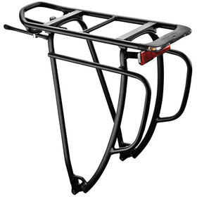 Racktime Shine Evo Tour System Carrier 29 inches black